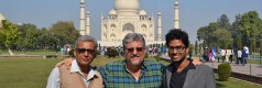 WRAD Deaf Awareness at Taj Mahal